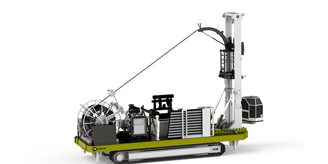 Rock Drills & Coil Tubing Drilling Machines