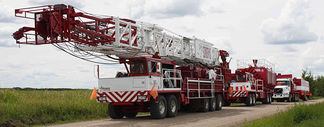Workover & Service Rigs